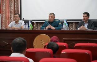 Andijon viloyati IIB Axborot xizmati tashabbusi bilan OAV vakillari uchun matbuot anjumani…